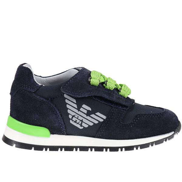 Shoes Little Boy Armani Junior
