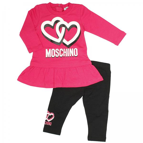 Completo Baby Moschino Baby