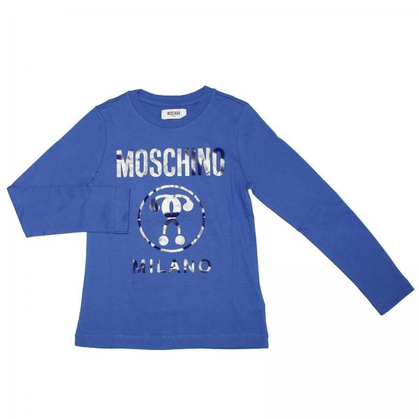 T-shirt Little Boy Moschino Kid