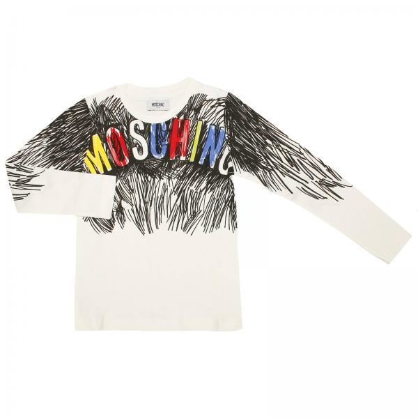T-shirt Garçon Moschino Kid