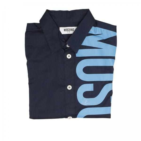 Shirt Little Boy Moschino Kid