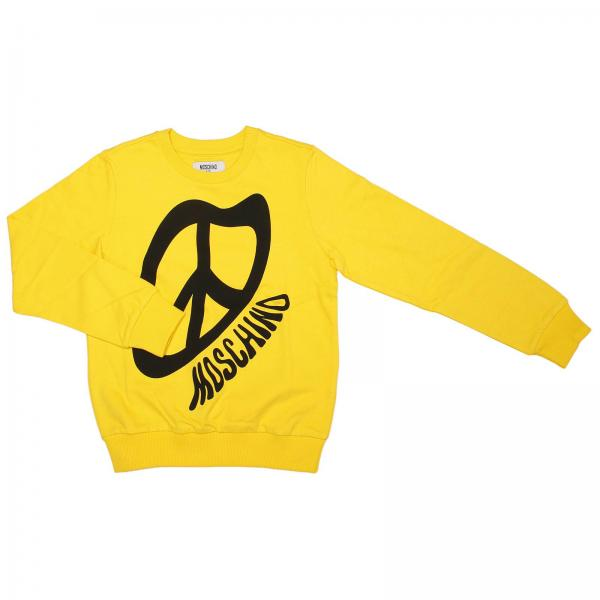 Sweater Little Boy Moschino Kid