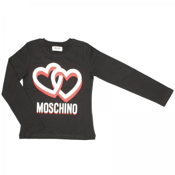 T-shirt Little Girl Moschino Kid