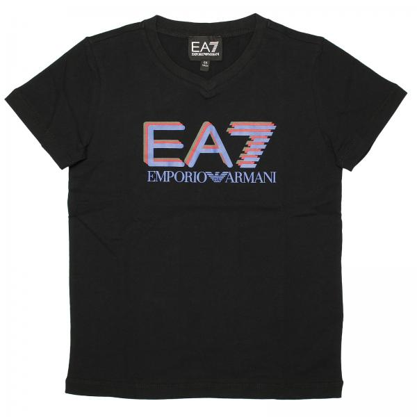 T-shirt Little Boy Ea7