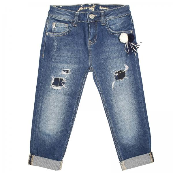 Jeans Little Girl Patrizia Pepe