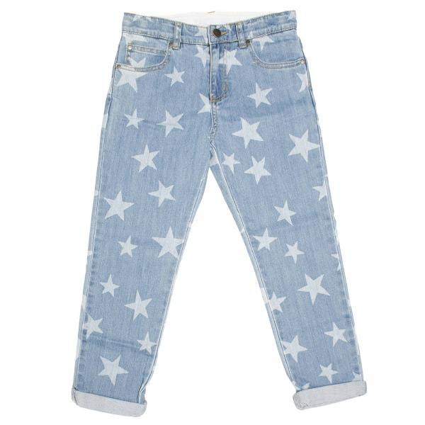 Jeans Little Girl Stella Mccartney
