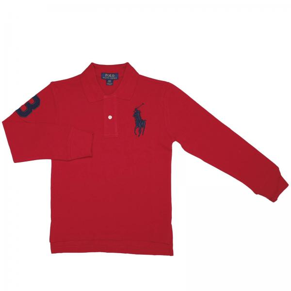 T-shirt Little Boy Polo Ralph Lauren Boy