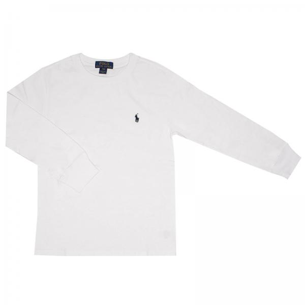 T-shirt Garçon Polo Ralph Lauren Boy