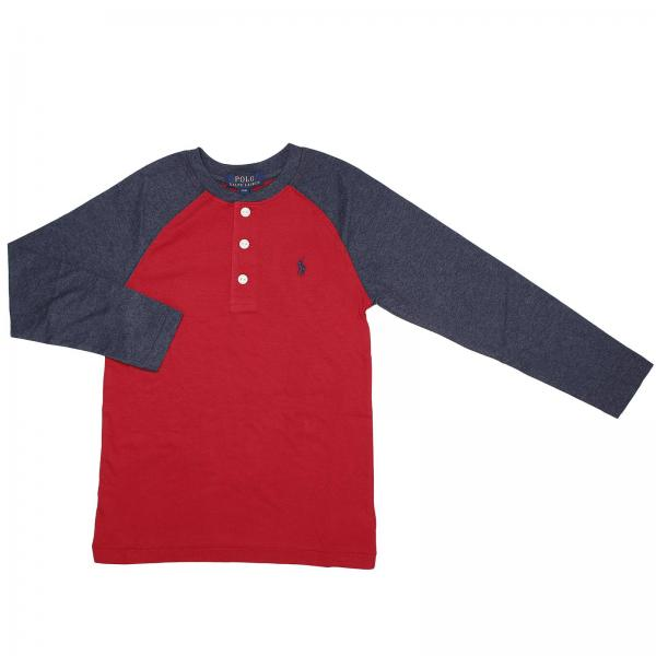 T-shirt Bambino Polo Ralph Lauren Boy