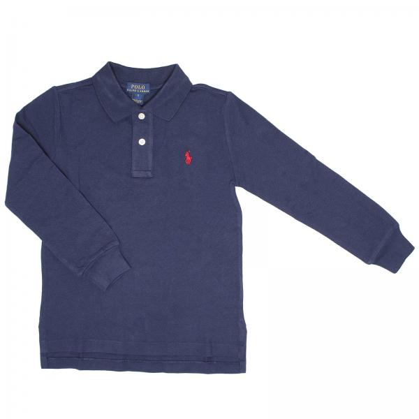 T-shirt Garçon Polo Ralph Lauren Kid