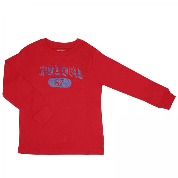 Camiseta Niño Polo Ralph Lauren Kid