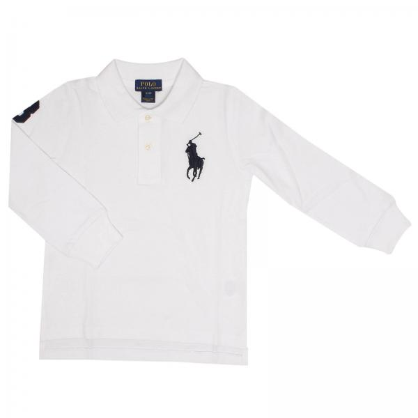 T-shirt Garçon Polo Ralph Lauren Toddler