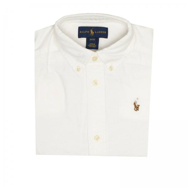 Camisa Niño Polo Ralph Lauren Toddler