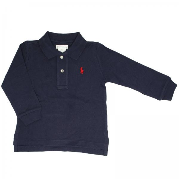 T-shirt Bambino Polo Ralph Lauren Infant