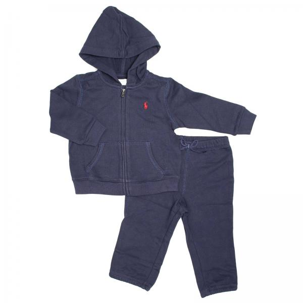 Tracksuit Little Boy Polo Ralph Lauren Infant