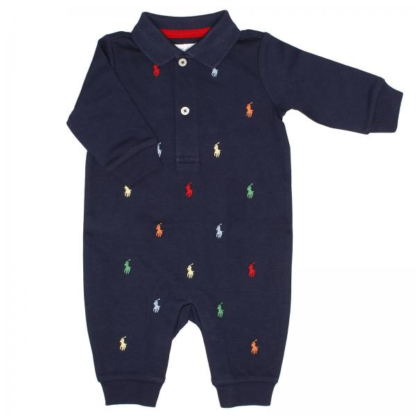 Suit Little Boy Polo Ralph Lauren Infant