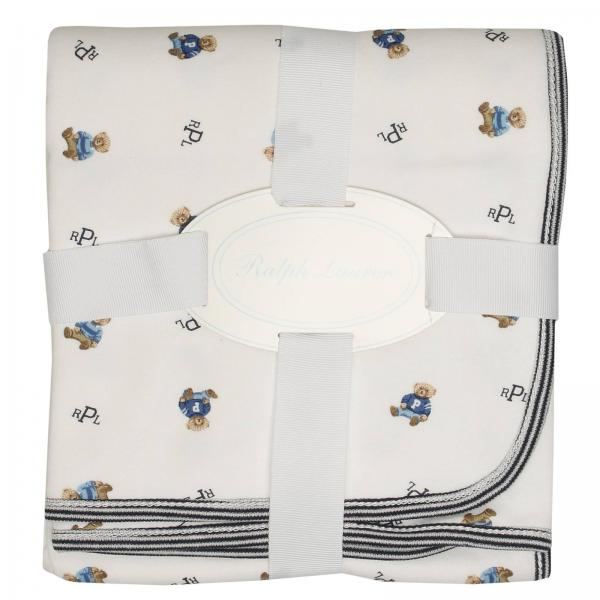 Blanket Little Boy Polo Ralph Lauren Infant