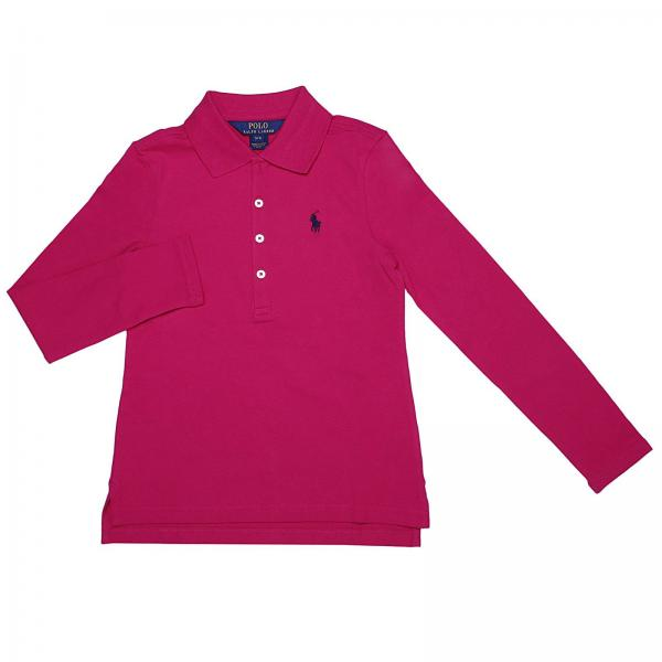 T-shirt Little Girl Polo Ralph Lauren Girl