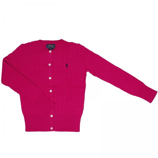 Sweater Little Girl Polo Ralph Lauren Kid