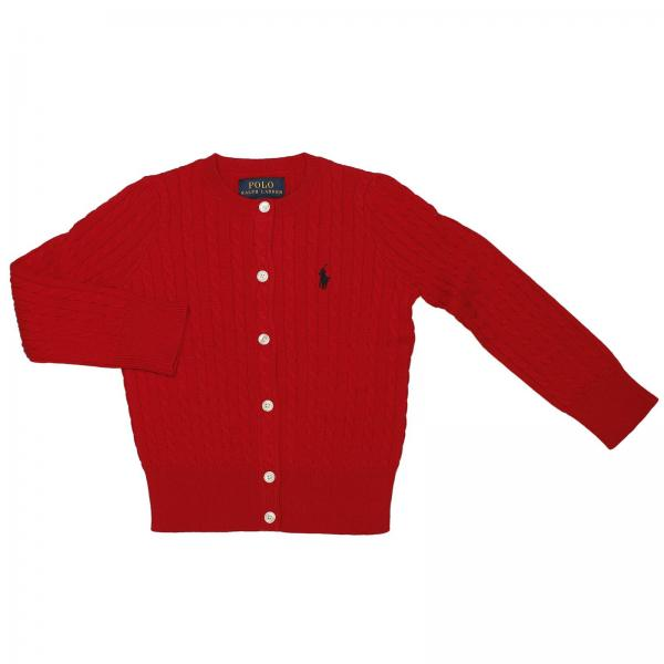 Sweater Little Girl Polo Ralph Lauren Toddler