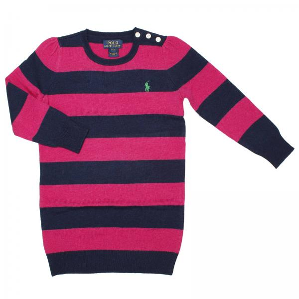 Abito Bambina Polo Ralph Lauren Toddler