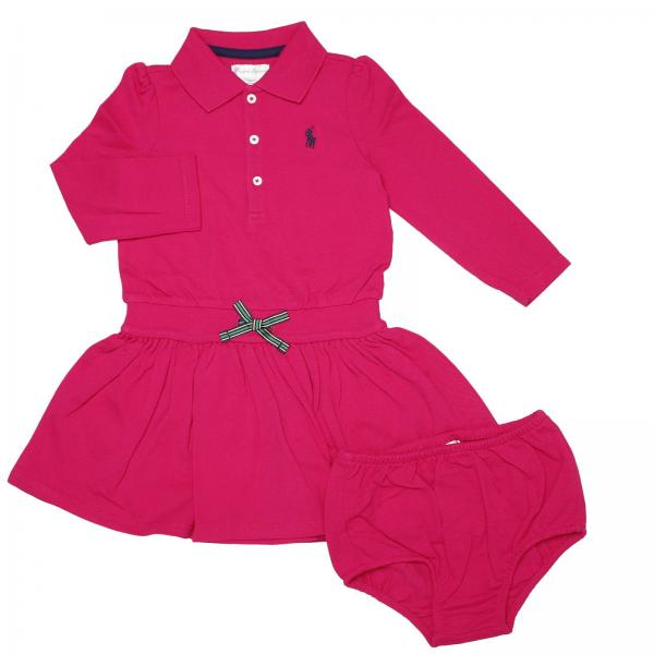 Dress Little Girl Polo Ralph Lauren Infant