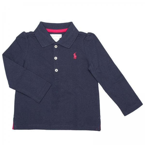 T-shirt Bambina Polo Ralph Lauren Infant