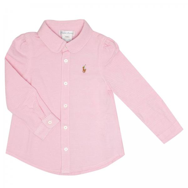Camicia Bambina Polo Ralph Lauren Infant