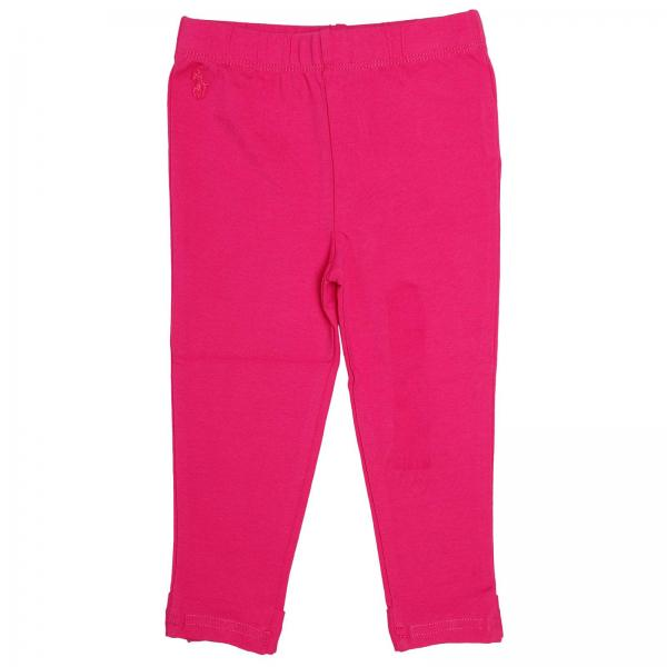 Pantalone Bambina Polo Ralph Lauren Infant