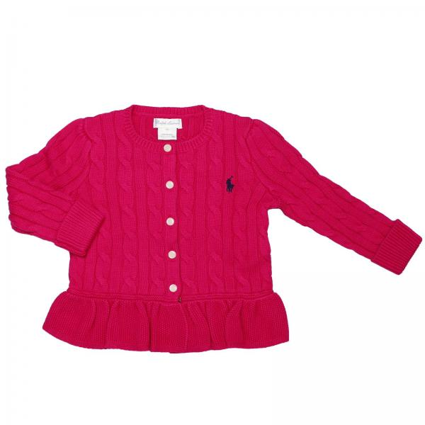 Sweater Little Girl Polo Ralph Lauren Infant