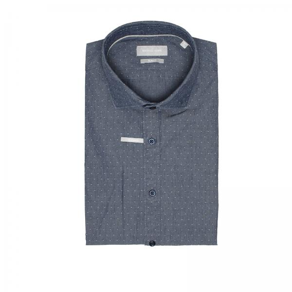 4efd941ac21 Camisa Hombre Michael Michael Kors Stone washed