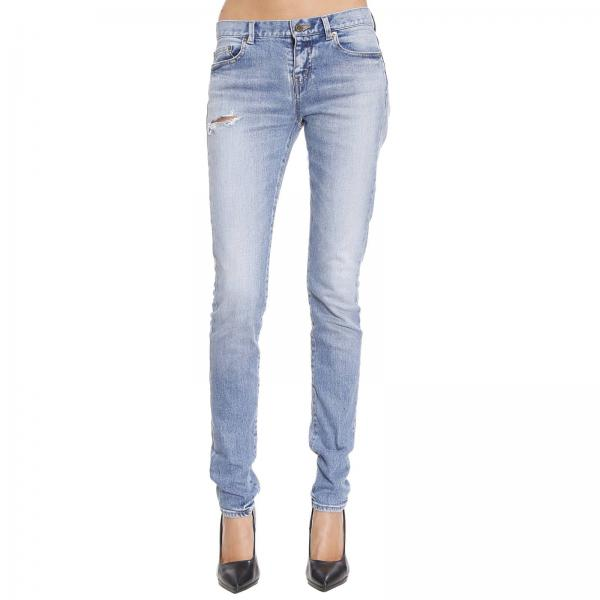 Jeans Damen SAINT LAURENT