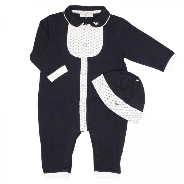 Baby-Overall Babys ARMANI JUNIOR