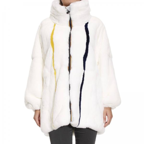 Fur Coats Women K-way