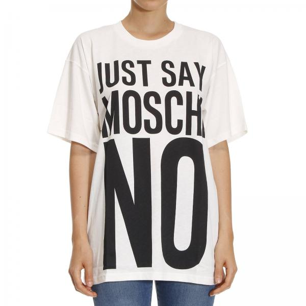 T-shirt Donna Moschino Couture