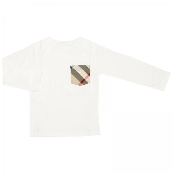 T-Shirt Jungen BURBERRY LAYETTE
