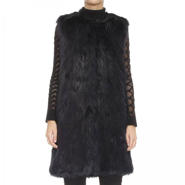 Fur Coats Women Pinko