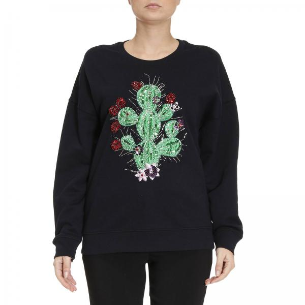 Sweatshirt Damen JUST CAVALLI