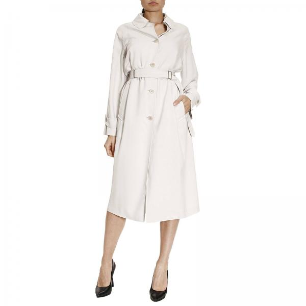Trench Coat Women Bottega Veneta