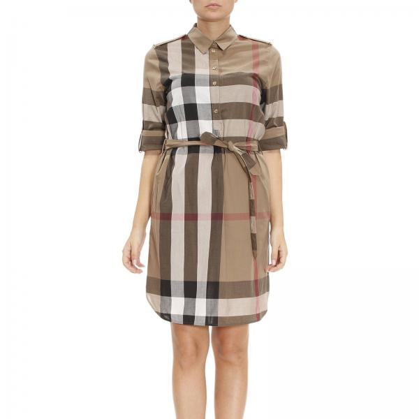 Robes Femme Burberry