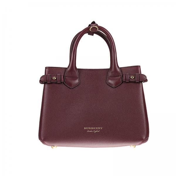 c31127d8d2c8 Burberry Women s Burgundy Shoulder Bag