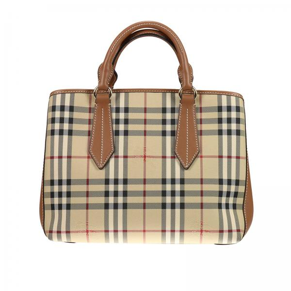 Handbag Women Burberry Leather  85500861c