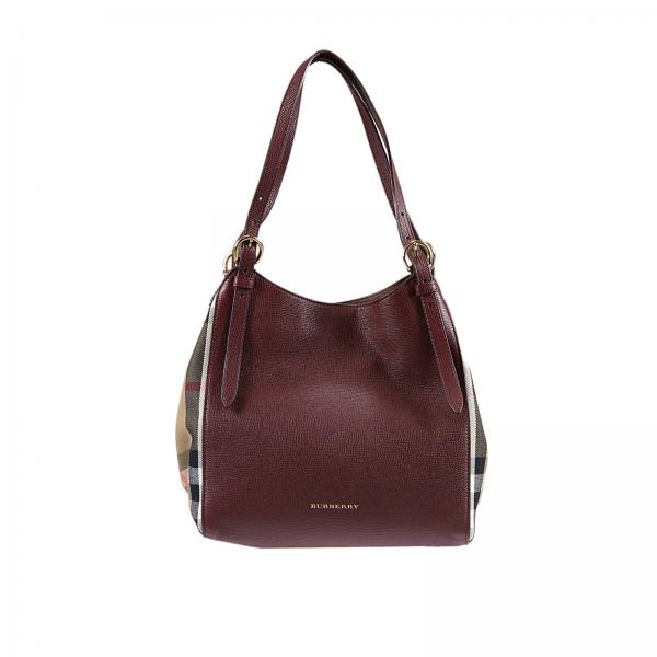 712a839935c9 Burberry Women s Red Shoulder Bag