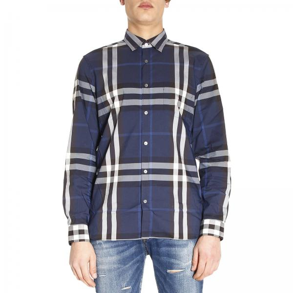 Chemise Homme Burberry