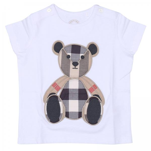 T-shirt Fille Burberry Layette