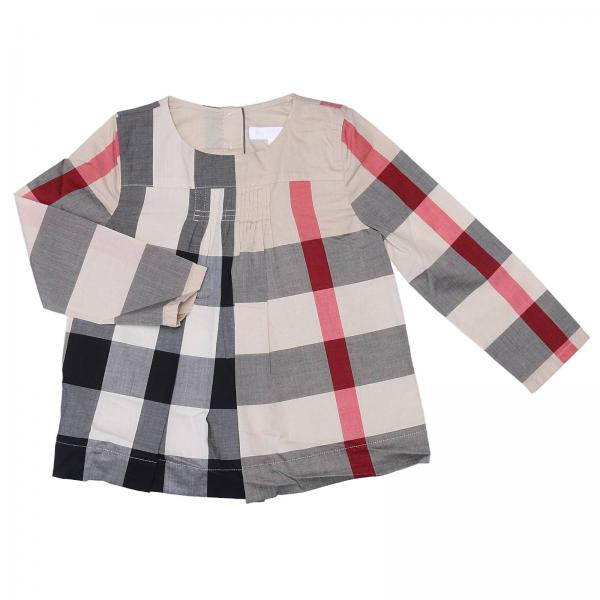 Chemise Fille Burberry Layette