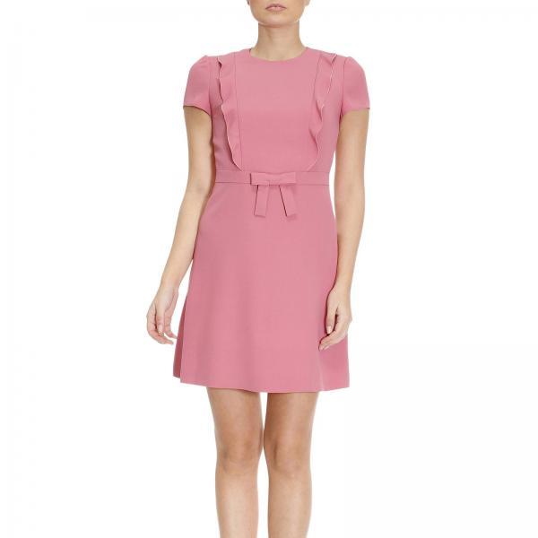 Red Valentino Women S Pink Dress Mr3va495 0f1 Giglio En