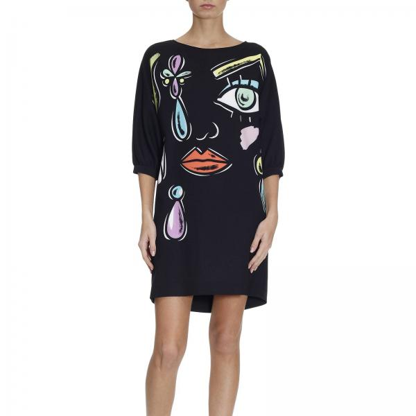 Kleid Damen BOUTIQUE MOSCHINO