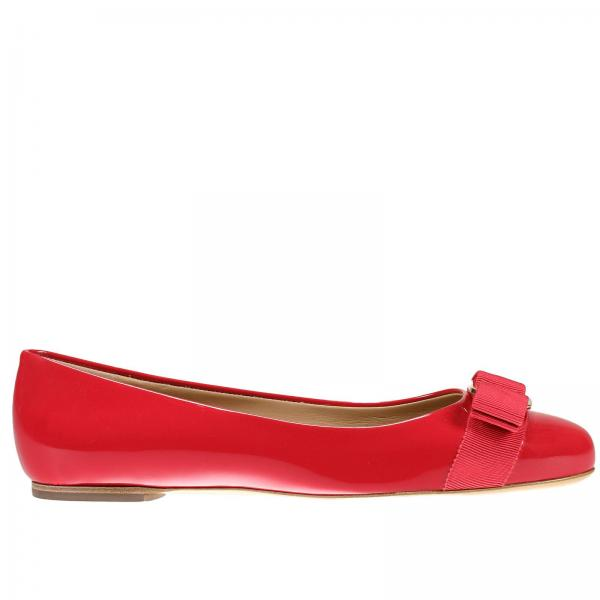 Flat Shoes Women Salvatore Ferragamo