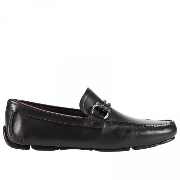 74101bf784b Salvatore Ferragamo Men s Brown Loafers